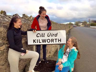 Fáilte go dtí Cill Úird! Welcome to Kilworth!
